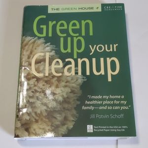 Green Up Your Cleanup book